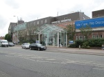 Christie Hospital Main Entance