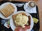 Healthy Hospital Breakfast